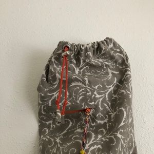 Bags - Chattra Yoga Mat Bag Paisley Grey One Size